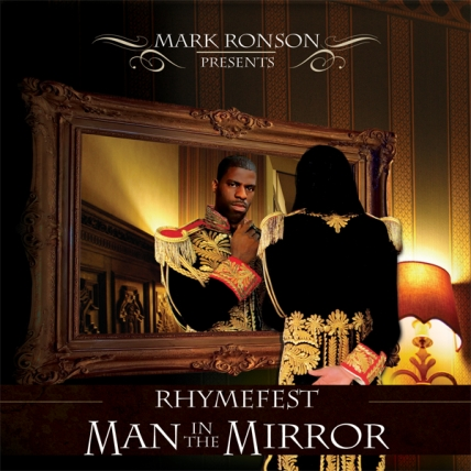 Mark Ronson and Rhymefest featuring Micheal Jackson Man in the mirror